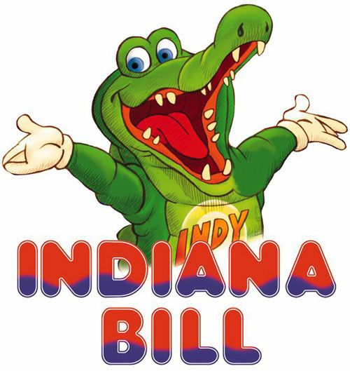 Logotipo Indiana Bill